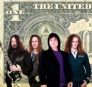 house of lords band dollar bill
