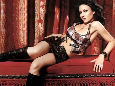 Cristina Scabbia sexy