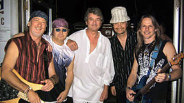 Deep Purple in 2004