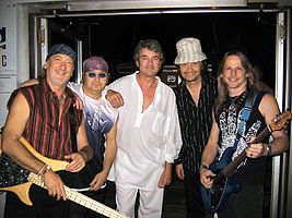 Deep Purple in 2004