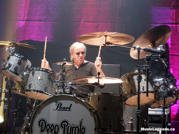 Deep Purple Ian Paice