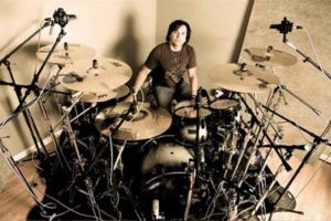 Jimmy DeGrasso drummer