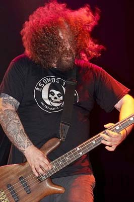 Shane Embury Interview NAPALM DEATH Bassist