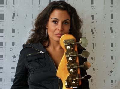 Ida Nielsen Prince bassist