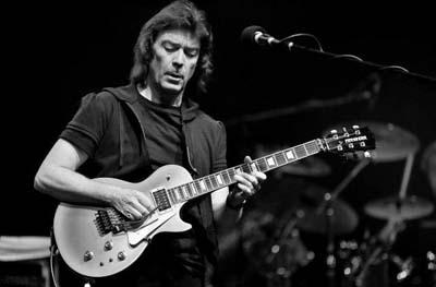 Steve Hackett Interview | Genesis Guitarist talks Studio Projects