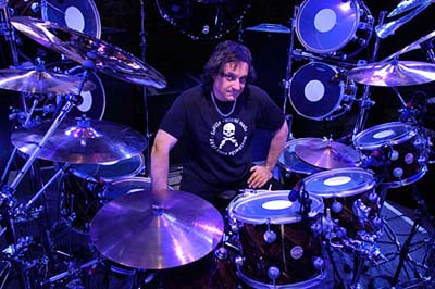 Vinny Appice drums