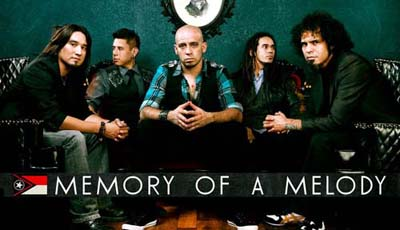 Memory of a Melody band