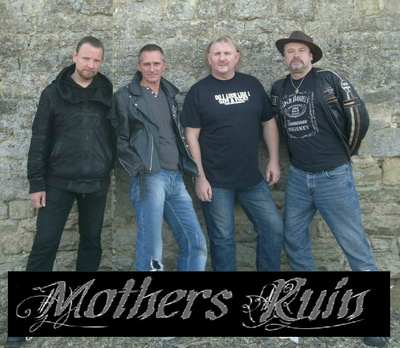 Mothers Ruin Gary Moat from Heavy Pettin
