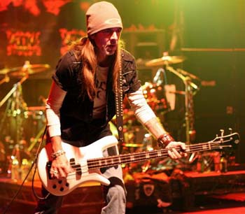 Rex Brown Live