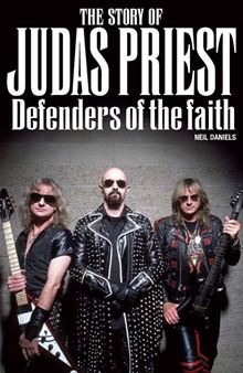 Judas Priest Neil Daniels book