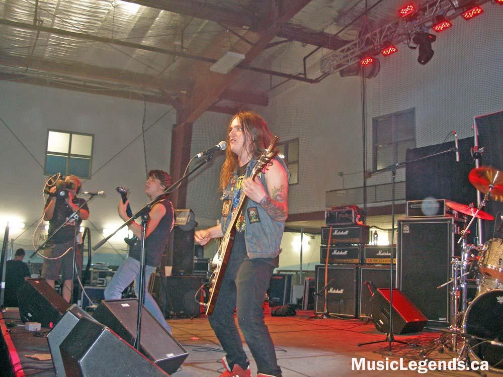Black Moor Halifax Forum Spread the Metal Festival 2012-07-06