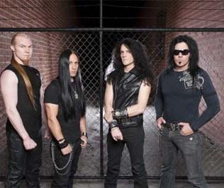 Morbid Angel band 2012
