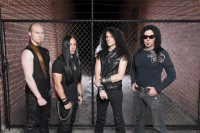 Morbid Angel band 2012
