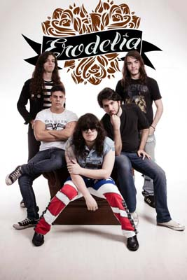 Erodelia band
