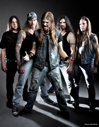 Interview with guitarist Jon Schaffer of ICED EARTH (2012)