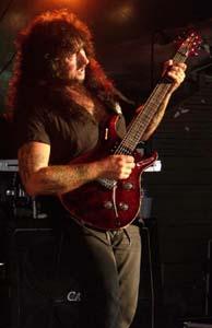 JD Bradshaw guitar
