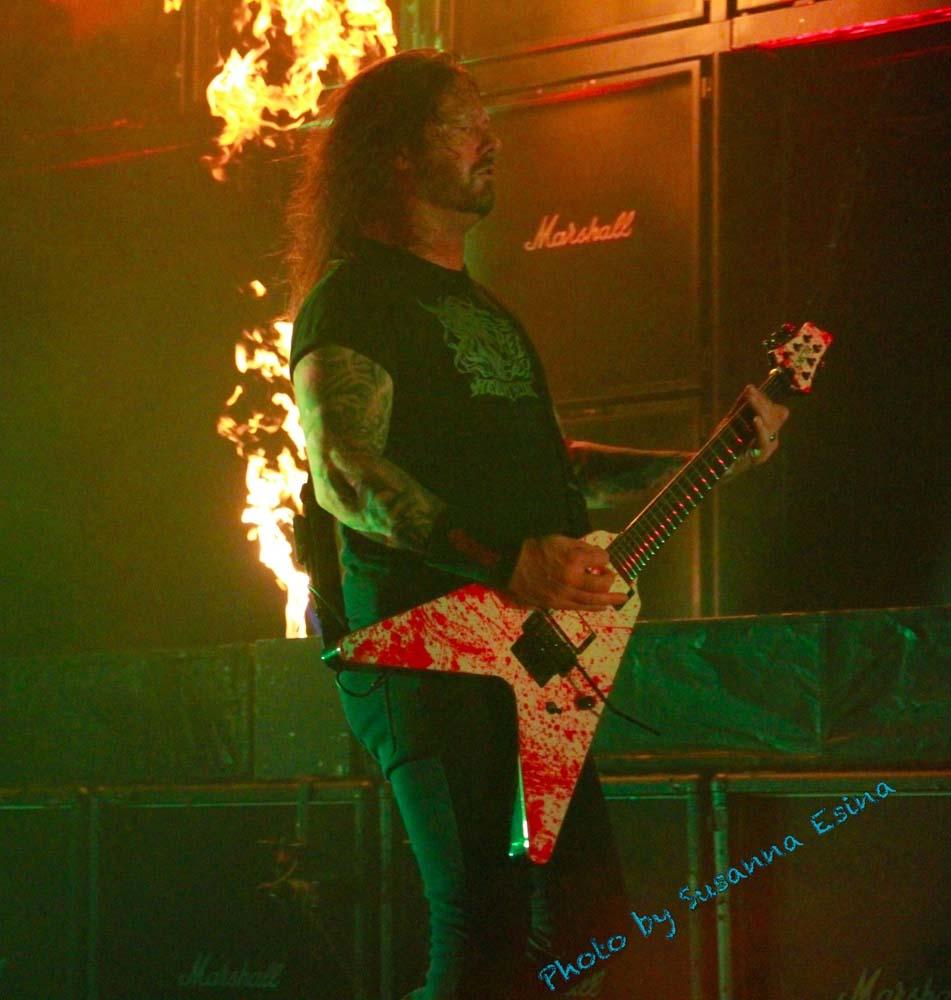 Slayer Gary Holt Mayhem Festival