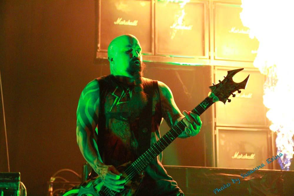 Slayer Mayhem Festival, Mansfield, MA 2012-08-03