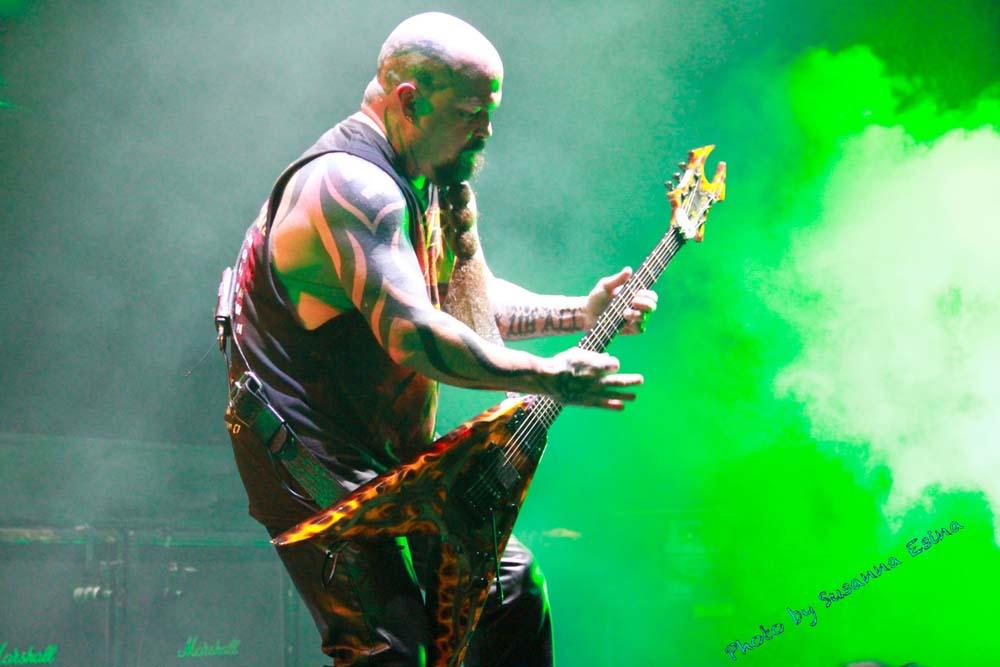 Slayer Kerry King Mayhem Festival Mansfield