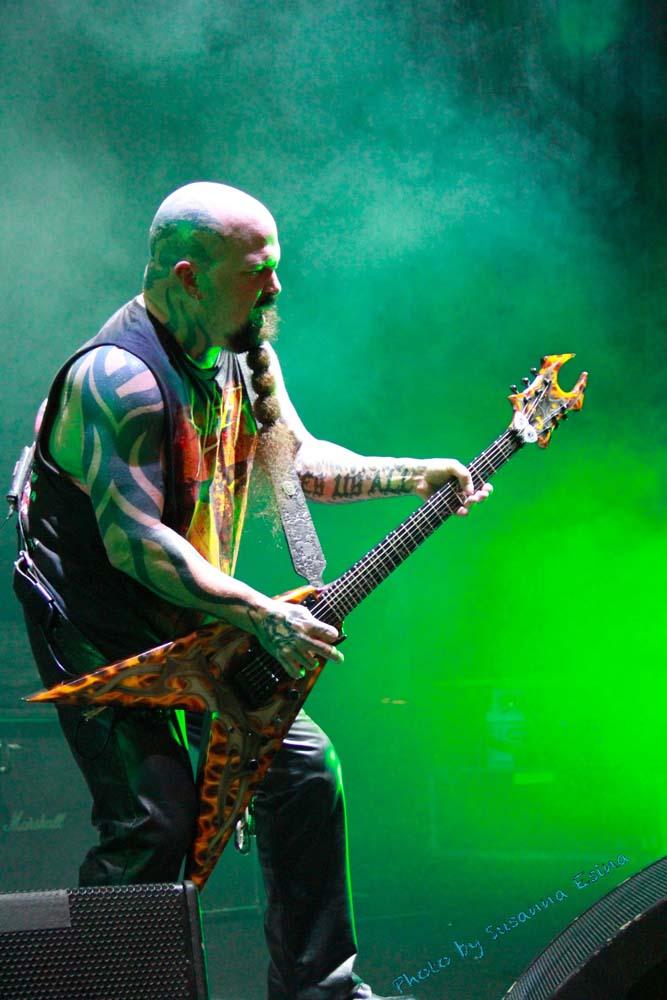 Slayer Kerry King Mayhem Festival
