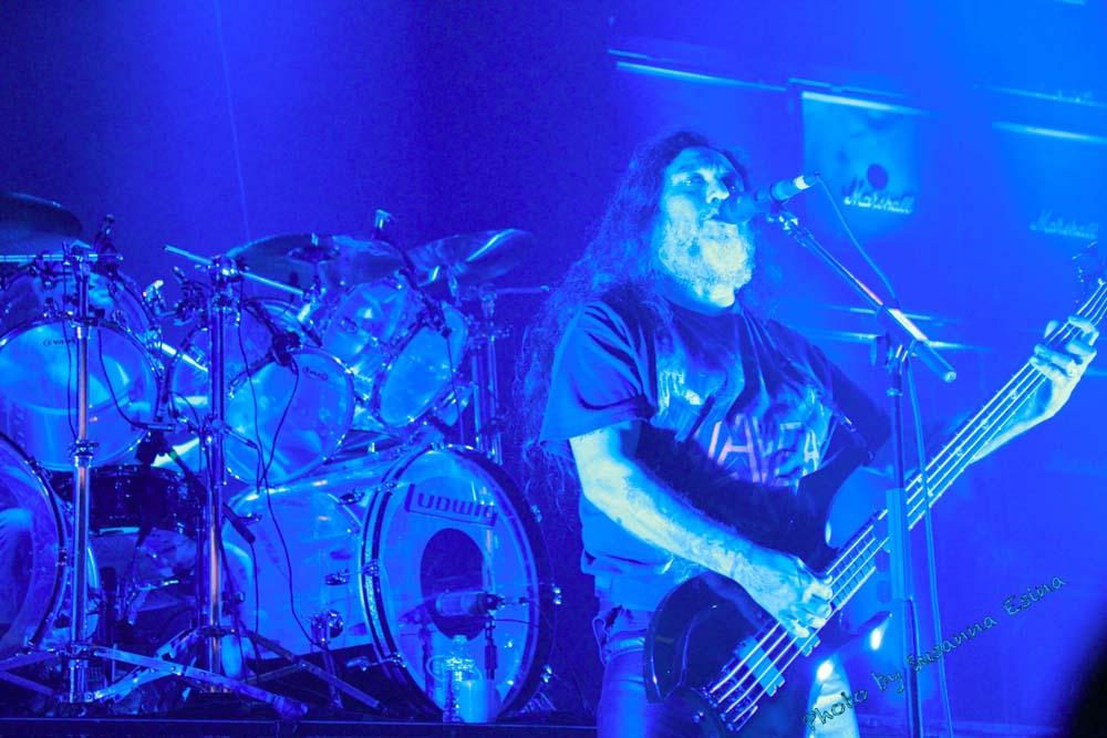 Slayer Tom Araya Mayhem Festival