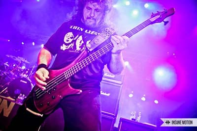 Terry Butler Interview: Obituary Bassist on Carnival of Death Tour (August 2012)