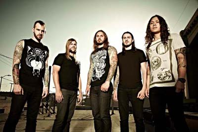 As I Lay Dying band