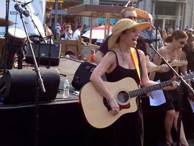 Laura B. Whitmore live