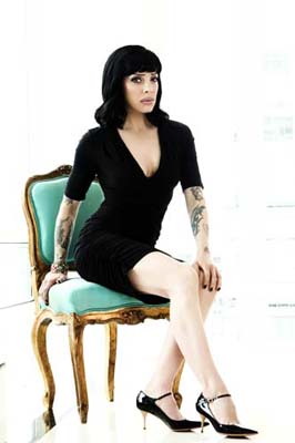 Bif Naked Interview 2012