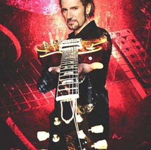 Bruce Kulick gibson