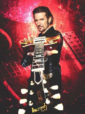 Bruce Kulick Interview 2012 | KISS Guitarist