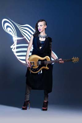 Donna Grantis Prince guitarist