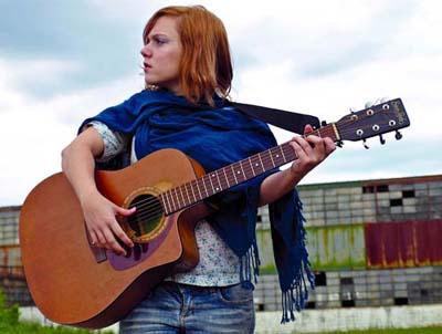 Lydia Loveless guitar