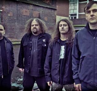 Napalm Death band