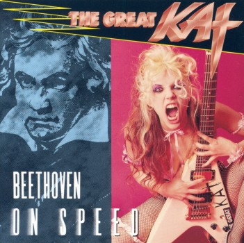 The Great Kat Beethoven on Speed – Album Review