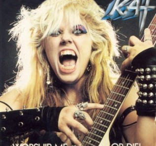 The Great Kat Worship me or die