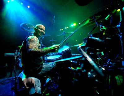 Russell Gilbrook Interview: Uriah Heep Drummer (2013-02-06)