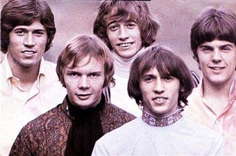 Bee Gees Top Songs : pop music group