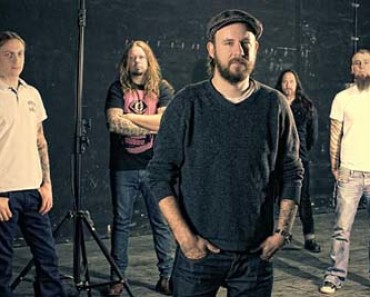 In Flames band 2012