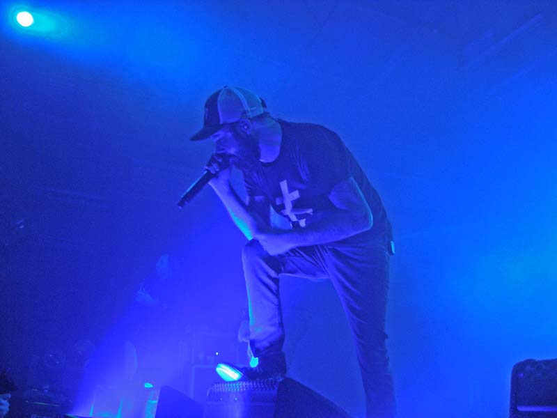 In Flames – Halifax Nova Scotia Concert Review at the Cunard Centre