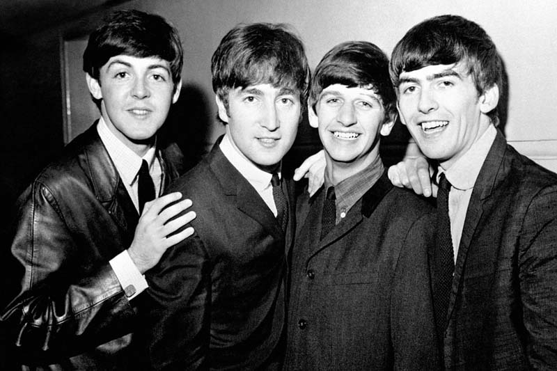 The Beatles Top Songs   English Rock Band