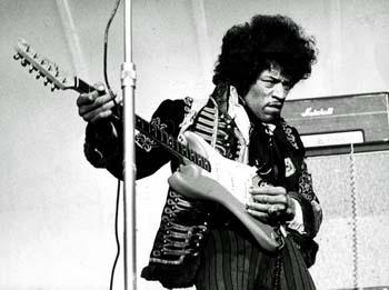 Jimi Hendrix – Hit Songs and Billboard Charts