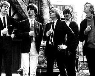 The Yardbirds band jeff beck