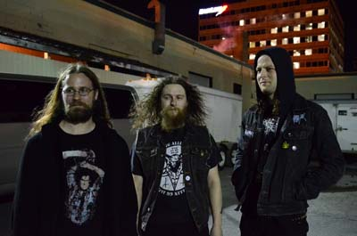 Hellacaust Interview: Band members talks upcoming album (2013-04-27) VIDEO