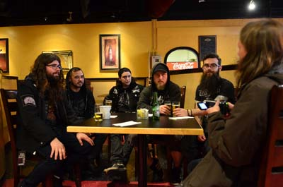 Orchid's Curse Interview: Band members talks Movies and Metal