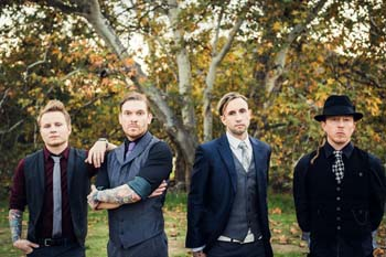 Shinedown band 2013