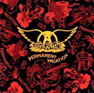 Aerosmith Permanent Vacation album