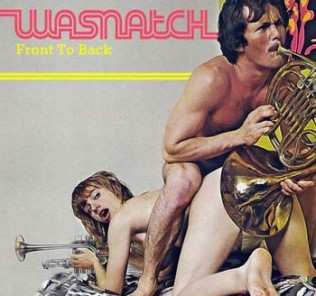 Wasnatch front to back trumpet with ladys ass