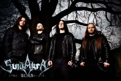 Suidakra Interview: Arkadius Antonik talks Eternal Defiance (2013-06-20)