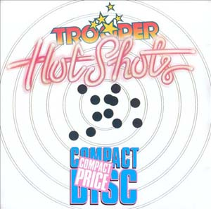 Trooper Hot Shots album